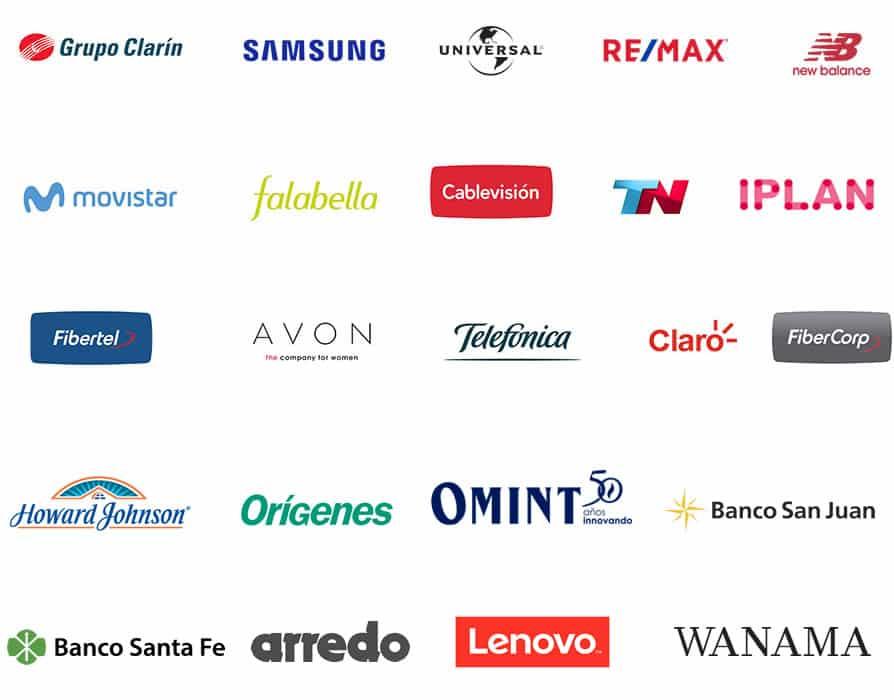 logos clientes seo argentina